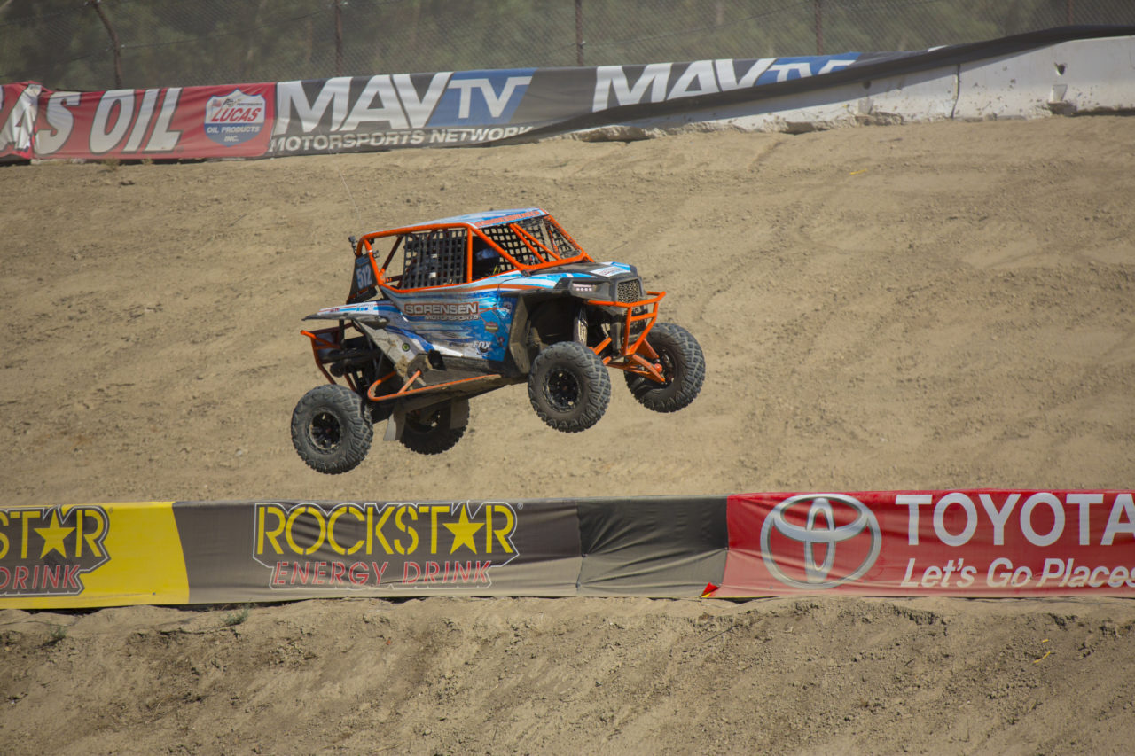 amanda sorensen, mod car, off road